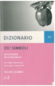 Copertina Dizionario dei simboli vol.2 L-Z