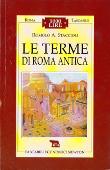 Copertina Le terme di Roma antica