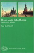 Copertina dell'audiolibro Breve storia della Russia: dalle origini a Putin