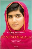 Copertina Io sono Malala : la mia battaglia per la libertà e l'istruzione delle donne