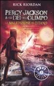 Copertina Percy Jackson e gli dei dell'Olimpo – La maledizione del Titano vol.3