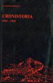 Copertina dell'audiolibro Cronistoria dei fatti bellici accaduti in Cortonadalla venuta dei tedeschi fino 31-01-45