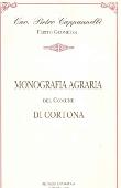Copertina Monografia agraria del comune di Cortona
