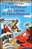 Copertina Le avventure del barone di Munchausen