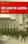 Copertina Belluno in guerra 1915-1918