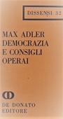 Copertina Democrazia e consigli operai