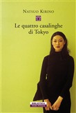 Copertina Le quattro casalinghe di Tokyo