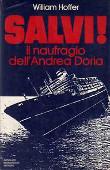 Copertina dell'audiolibro Salvi! il naufragio dell'Andrea Doria di HOFFER, William