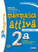 Copertina dell'audiolibro Matematica attiva 2A
