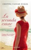 Copertina dell'audiolibro La seconda estate di CASSAR SCALIA, Cristina