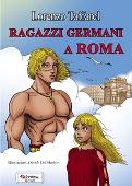 Copertina dell'audiolibro Ragazzi germani a Roma