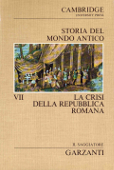 Copertina Storia del Mondo Antico