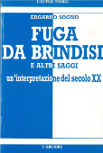Copertina Fuga da Brindisi e altri saggi