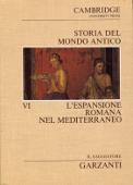 Copertina Storia del Mondo Antico: l'espansione romana nel Mediterraneo