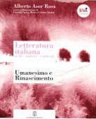 Copertina Letteratura italiana – Umanesimo e Rinascimento
