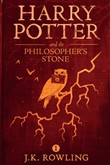 Copertina Harry Potter and the Philospher's Stone