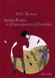Copertina Agatha Raisin e i camminatori di Dembley