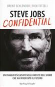 Copertina dell'audiolibro Steve Jobs confidential