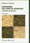 Copertina Categorie del Diritto Romano – L'ordine quadrato