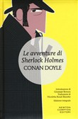 Copertina Le avventure di Sherlock Holmes