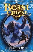 Copertina Beast Quest – Nanook il mostro delle nevi