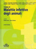 Copertina Trattato di malattie infettive degli animali
