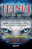 Copertina dell'audiolibro Hania: il regno delle tigri bianche