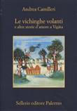Copertina Le Vichinghe volanti e altre storie di Vigata