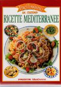 Copertina Facilissimo in cucina – Ricette mediterranee