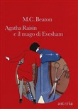 Copertina Agatha Raisin e il mago di Evesham