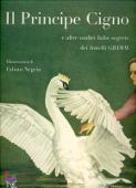 Copertina dell'audiolibro Il principe Cigno e altre 11 fiabe segrete dei fratelli Grimm
