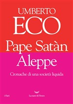 Copertina Pape Satàn Aleppe