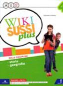 Copertina dell'audiolibro Wiki Sussi Plus 4 – Storia geografia