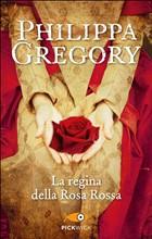 Copertina La regina della Rosa Rossa