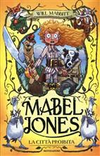 Copertina dell'audiolibro Mabel Jones: la città proibita