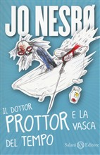Copertina Il dottor Prottor e la vasca del tempo vol.2