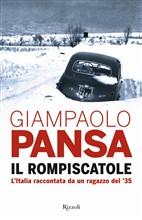 Copertina Il rompiscatole: l'Italia raccontata da un ragazzo del '35