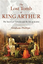 Copertina dell'audiolibro The Lost Tomb of King Arthur