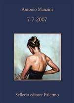 Copertina dell'audiolibro 7-7-2007