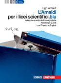 Copertina L'Amaldi per i licei scientifici. BLU vol. 3