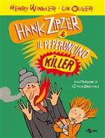 Copertina dell'audiolibro Hank Zipzer e il peperoncino killer
