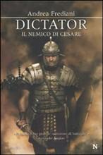 Copertina dell'audiolibro Dictator. Il nemico di Cesare