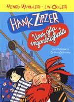 Copertina dell'audiolibro Hank Zipzer: una gita ingarbugliata