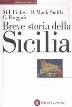 Copertina dell'audiolibro Breve storia della Sicilia