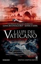 Copertina dell'audiolibro I lupi del Vaticano