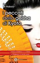 Copertina I peccati della geisha di Kyoto