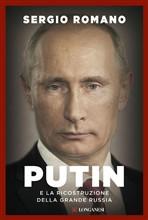 Copertina dell'audiolibro Putin e la ricostruzione della grande Russia