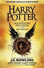 Copertina dell'audiolibro Harry Potter e la maledizione dell'erede