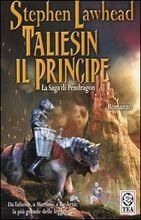 Copertina dell'audiolibro Taliesin il principe