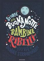 Copertina dell'audiolibro Storie della buonanotte per bambine ribelli